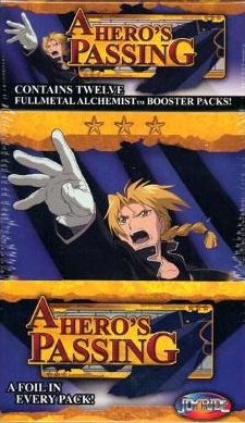 Fullmetal Alchemist Blood /& Water 8-deck Starter Box For Card Game TCG CCG