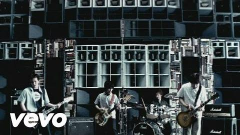 Asian Kung-Fu Generation - Rewrite (Video Clip)