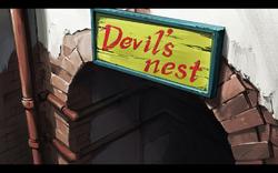 Devil-nest