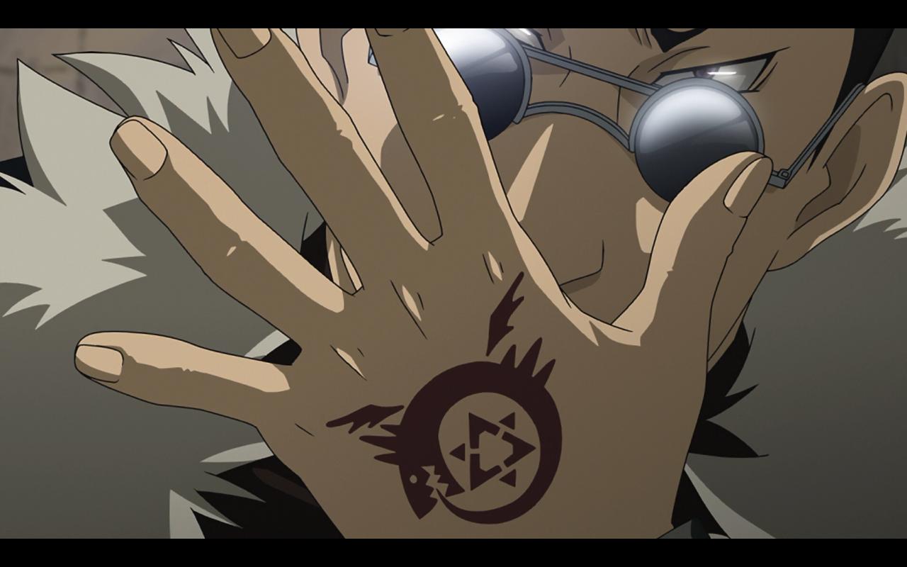 19+ Fullmetal Alchemist Brotherhood Homunculus Tattoo PNG