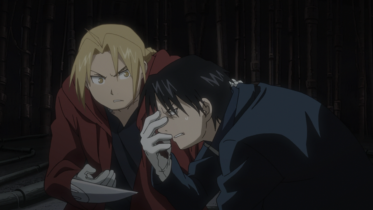 Episode 59 Lost Light 2009 Series Fullmetal Alchemist