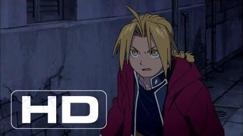 Fullmetal Alchemist The Sacred Star of Milos - Official Trailer HD