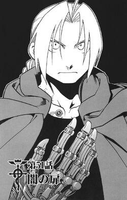 Edward Elric mangas