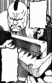 Buccaner Manga