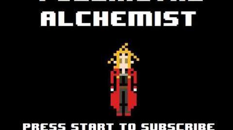 Fullmetal Alchemist 2003 Opening 1 - Melissa 8-bit NES Remix