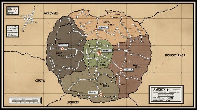 Lugares | Wiki Fullmetal Alchemist | FANDOM powered by Wikia