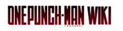 Logo One Punch Man