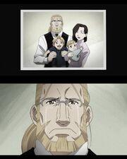 Hoenheim and family
