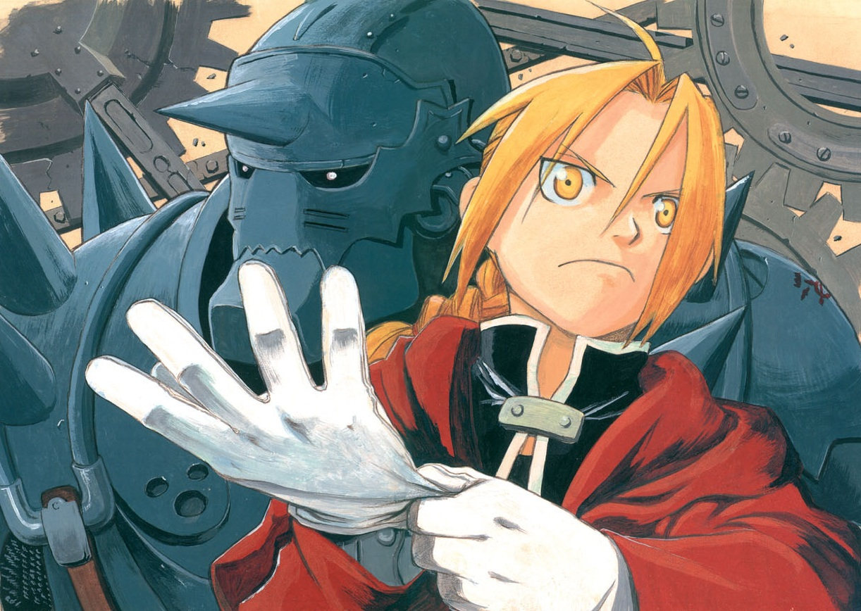 volume full metal alchemist fandom powered by wikia volume 1