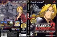 Full Metal Alchemist 2 - PS2