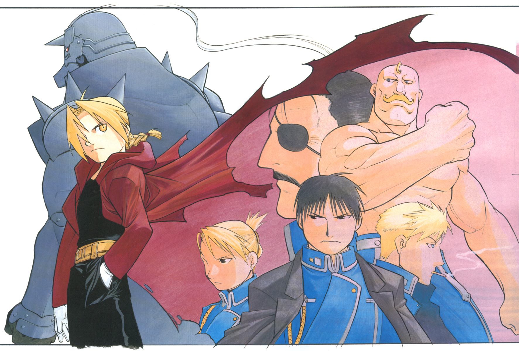 Chapter 34: The Footsteps of a War Comrade | Fullmetal ...