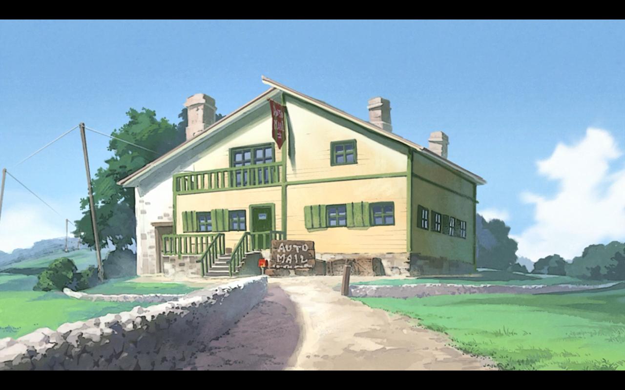 Mitsukova kuca Rockbells-house