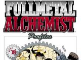 Fullmetal Alchemist Profiles