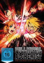 Fullmetal Alchemist- The Sacred Star of Milos
