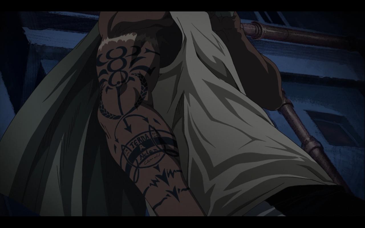Scars Brother Fullmetal Alchemist Wiki Fandom Powered By Wikia
