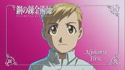 Alphonse Elric (Episode 20)
