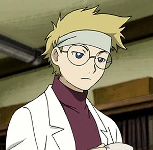 Briggs Doctor | Fullmetal Alchemist Wiki | Fandom