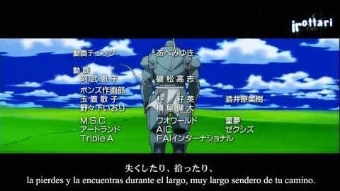MKnF Fullmetal Alchemist Brotherhood Ending 2 by Dekarcito