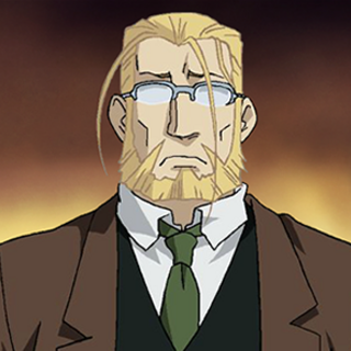 Hohenheim's avatar from the second series.
