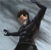 FMA Greed Flies by Saiyakupo