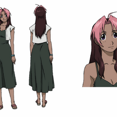 Rose's appearance for the film (20 years old).