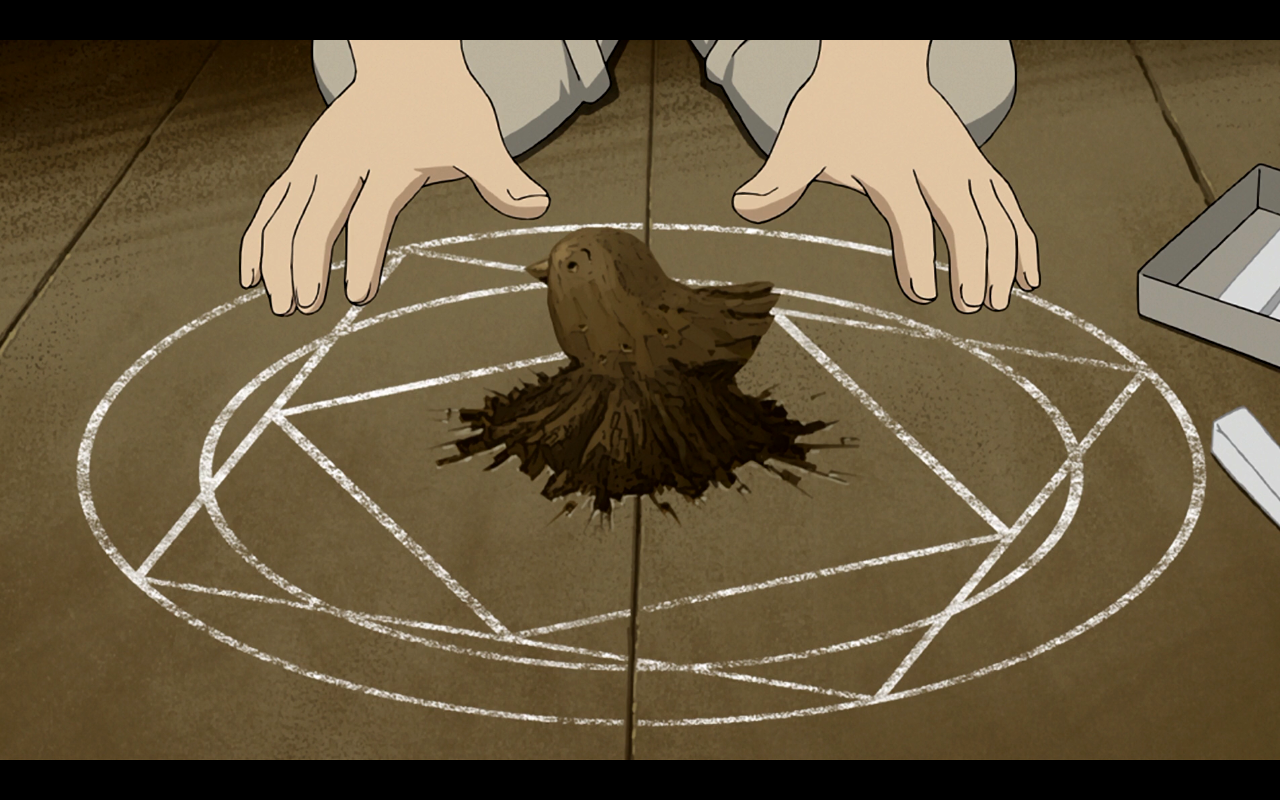 Alchemic Blue: The Alchemist [Part 1]