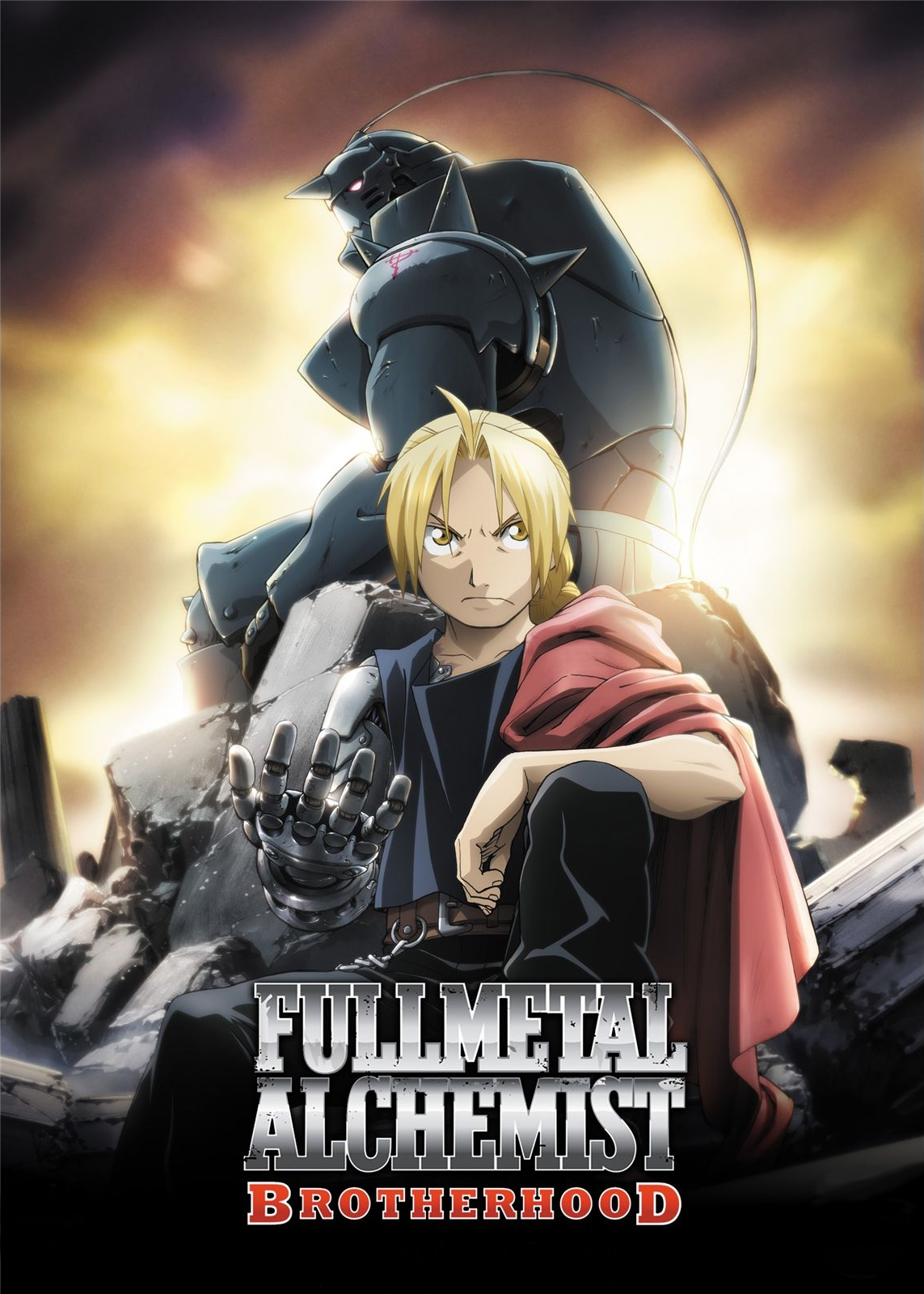 Image result for fullmetal alchemist brotherhood