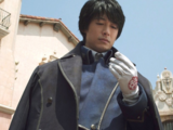 Roy Mustang/Live-Action