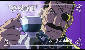 Кинг Брэдли (гомункул Гнев) ТВ-2