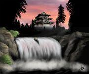 Ancient Yuengiri temple