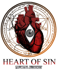 Logo heart of sin most final