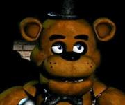 Freddy on stage