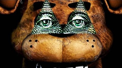 Five Nights at Freddy's is Illuminati