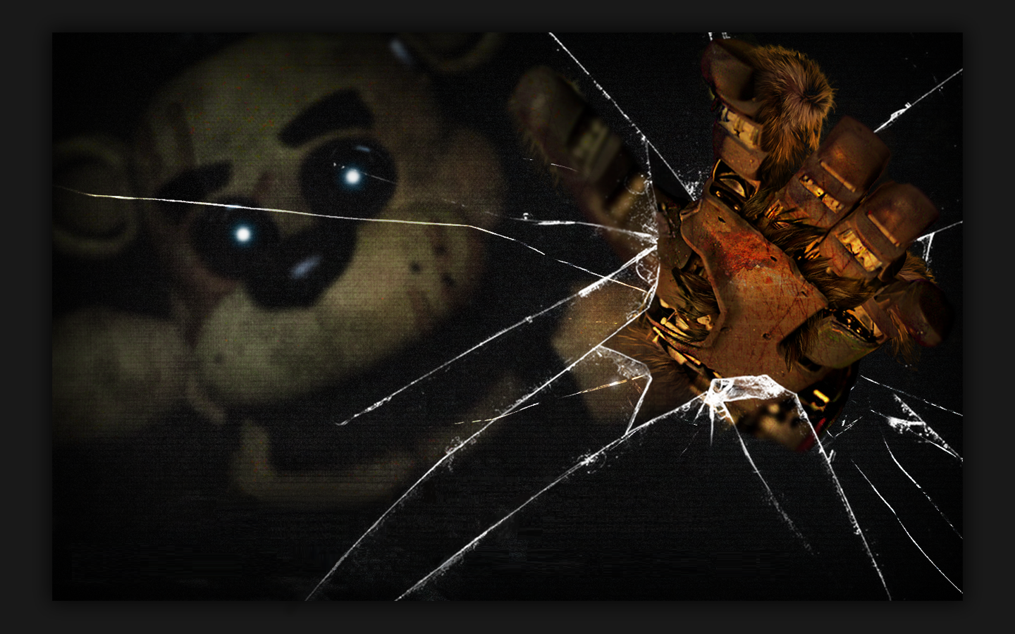 Freddy Fazbear Wallpaper