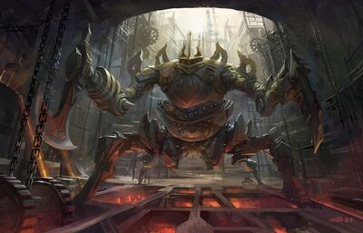 2D-Art-Afried-Li-A-Lava-to-Construct-Robotic-Giant-Factory-992x638