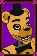 Golden Freddy Talk 2