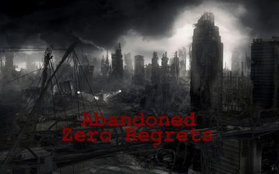 Destroyed Lost Zero regrets