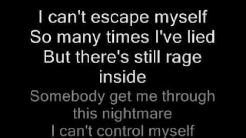 Three Days Grace-Animal I Have Become Lyrics