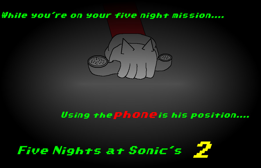 Five Nights At Sonic's 2 | FNAF Clones Wiki | FANDOM powered