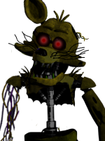 Remodeled Golden Foxy