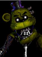 Remodeled Fredbear Icon
