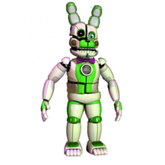 Green Bunny as seen in Gameplay Teaser 2