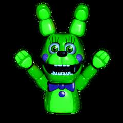A Hand Puppet Version.