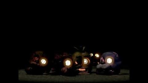 Bad Ending Theme Extended - Five Nights at Freddys 3