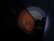 Nightmare Springtrap In Hallway