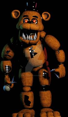 Horror Freddy