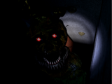 Nightmare Springtrap
