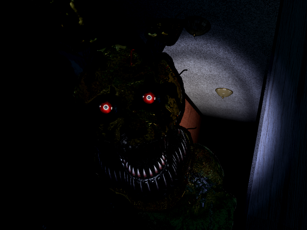 nightmare springtrap five nights at freddys roleplay wiki fandom