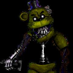 Fredbear's Model