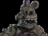 Collapsed Fredbear